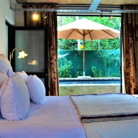 The Bright House Villa - Main Bedroom Suite